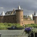 castle Muiderslot in Muiden