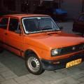 The car I drove ...